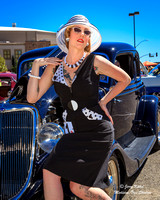 Pinup Models & Cars